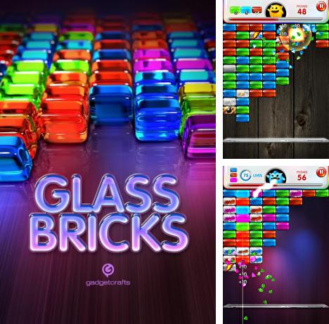 In addition to the game Monster Cups for Android phones and tablets, you can also download Glass bricks for free.