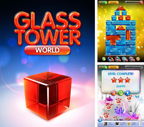 In addition to the game Glass tower world for Android, you can download other free Android games for Acer Liquid E3.