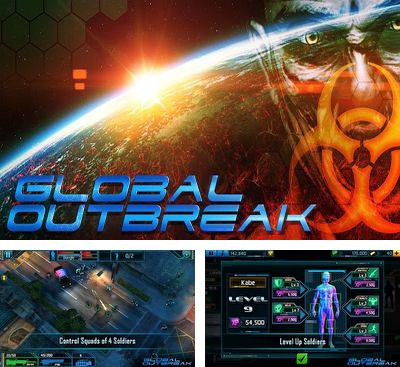 In addition to the game Expendable Rearmed for Android phones and tablets, you can also download Global Outbreak for free.