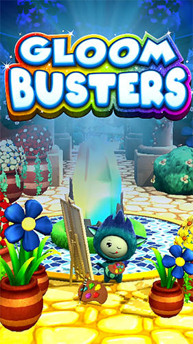 Gloom busters poster