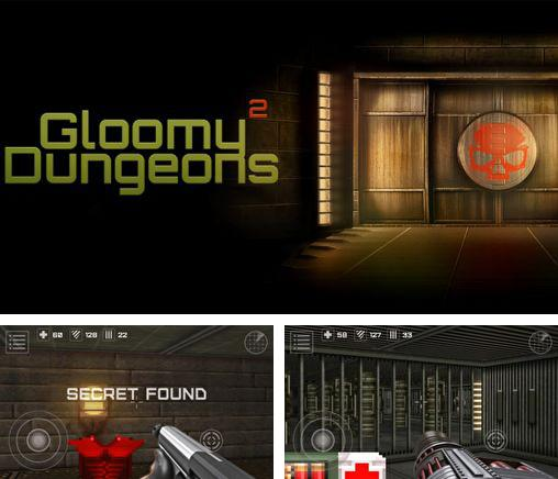 In addition to the game Heretic GLES for Android phones and tablets, you can also download Gloomy dungeons 2: Blood honor for free.