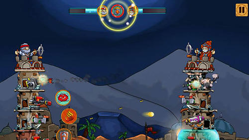 Screenshots von Glory of tower battle für Android-Tablet, Smartphone.