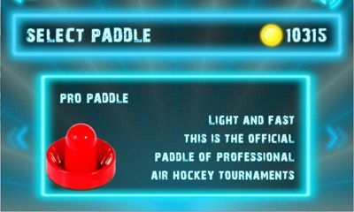 Get full version of Android apk app Glow Hockey 3D for tablet and phone.