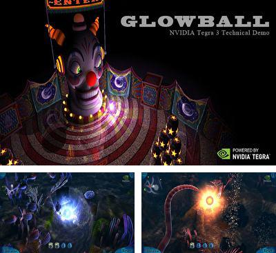 In addition to the game Elephantz for Android phones and tablets, you can also download Glowball for free.