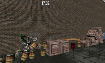 GnarBike Trials screenshot 1