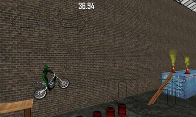 GnarBike Trials screenshot 2