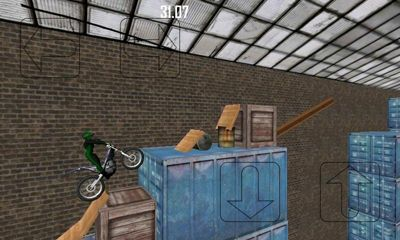 Screenshots von GnarBike Trials für Android-Tablet, Smartphone.