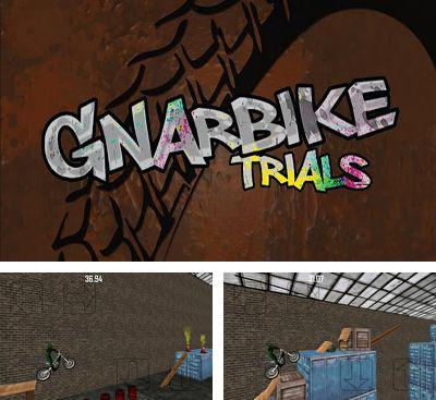 In addition to the game Cube of Atlantis for Android phones and tablets, you can also download GnarBike Trials for free.