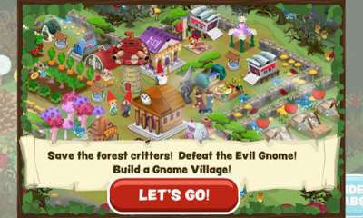 Gnome Village screenshot 2