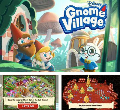 In addition to the game Bug Village for Android phones and tablets, you can also download Gnome Village for free.