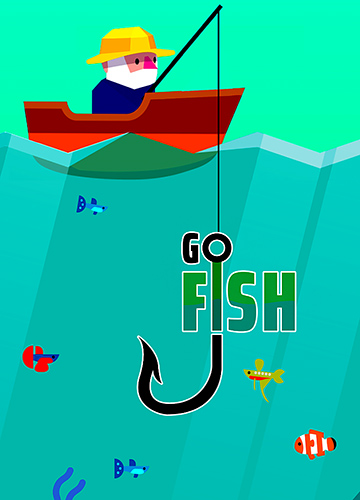 Go fish! poster