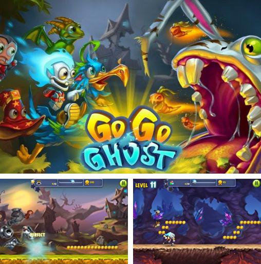 In addition to the game Plight of the Zombie for Android phones and tablets, you can also download Go go ghost for free.