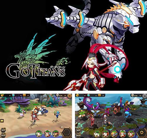 In addition to the game Heroes of tomorrow for Android phones and tablets, you can also download Go titans for free.