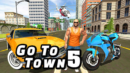 Go to town 5 обложка