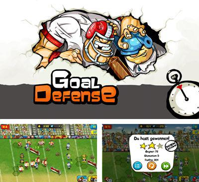 In addition to the game Undersky: the eternal saga for Android phones and tablets, you can also download Goal Defense for free.