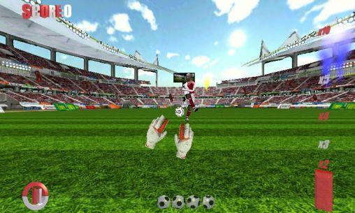 Jouer à Goalkeeper  Football game 3D pour Android. Téléchargement gratuit de  Gardien de but 13c9893616a