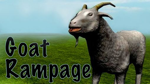 Goat rampage