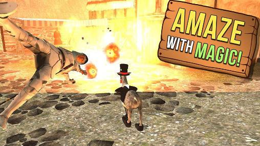 Android用Goat simulator: MMO simulatorを無料でダウンロード ...