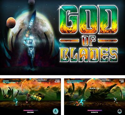 In addition to the game Chavagotchi for Android phones and tablets, you can also download God of Blades for free.