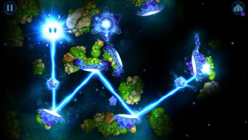 Screenshots do God of light - Perigoso para tablet e celular Android.