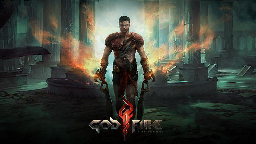 Godfire: Rise of Prometheus обложка
