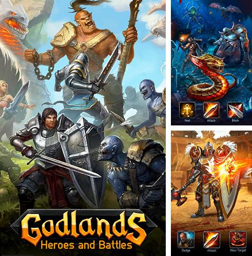 In addition to the game Clone evolution: War of the mutants for Android phones and tablets, you can also download Godlands: Heroes and battles for free.