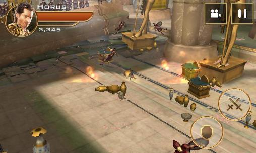 Screenshots von Gods of Egypt: Secrets of the lost kingdom. The game für Android-Tablet, Smartphone.