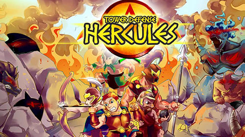 Gods of myth TD: King Hercules son of Zeus