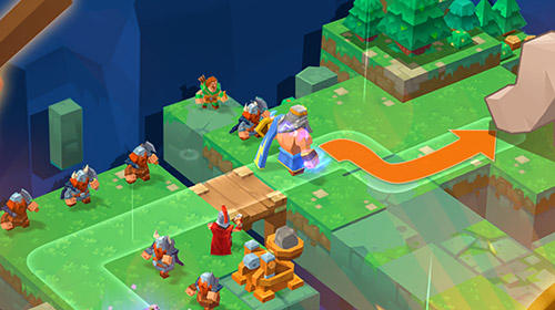 Download Gods TD: Myth defense Android free game.