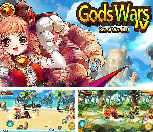 Gods wars 4: Arise of war god