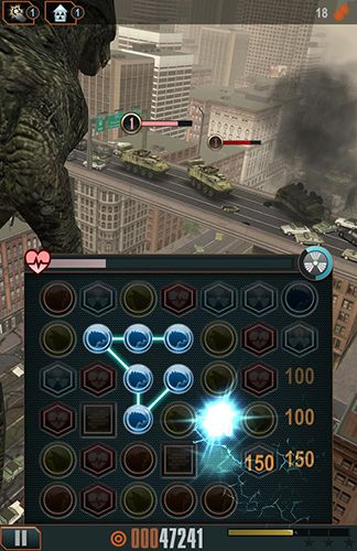 Godzilla: Smash 3 screenshot 1