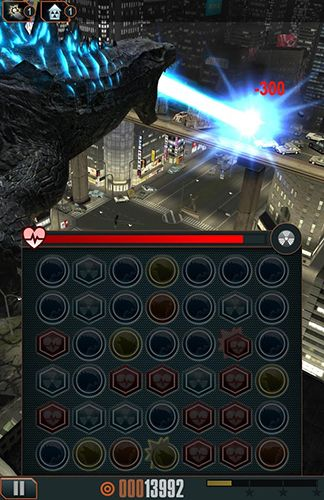 Godzilla: Smash 3 screenshot 3