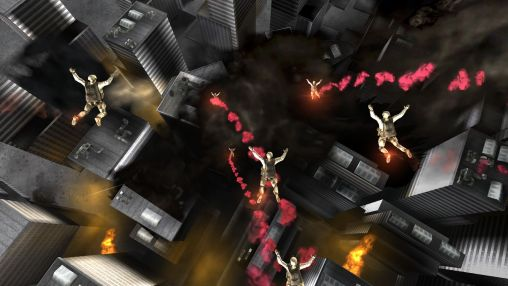 Godzilla: Strike zone screenshot 1