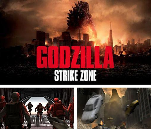 Godzilla: Strike zone for Android - Download APK free