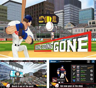 In addition to the game Homerun Battle 3d for Android phones and tablets, you can also download Going Going Gone for free.