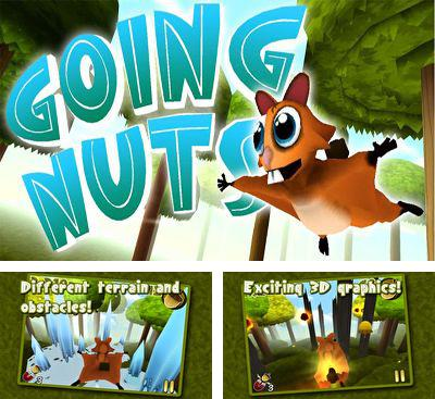 In addition to the game Elite CommandAR Last Hope for Android phones and tablets, you can also download Going Nuts for free.