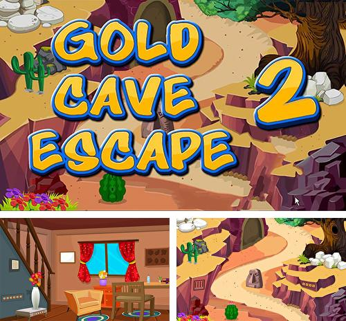 Gold cave escape 2