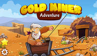 Gold miner: Adventure. Mine quest