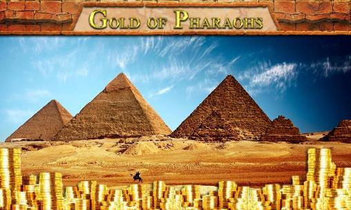 Gold of pharaohs poster