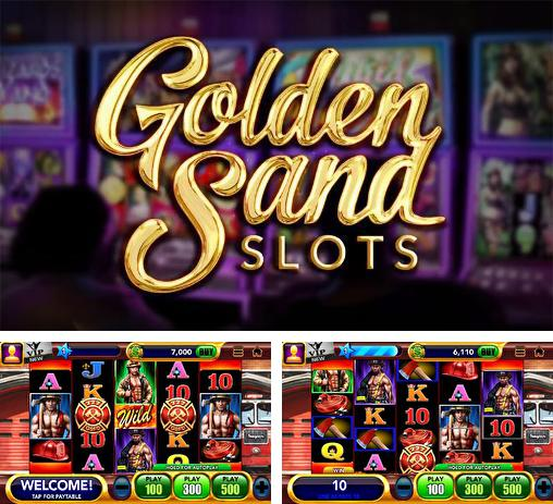 Golden Sand Slots Free Casino