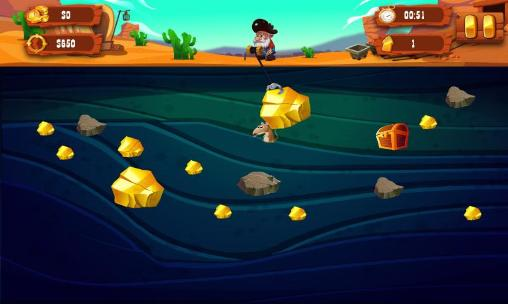 Jogue Goldminer para Android. Jogo Goldminer para download gratuito.