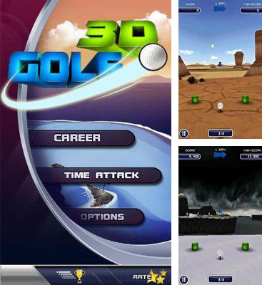 In addition to the game Planet Buster for Android phones and tablets, you can also download Golf 3D for free.