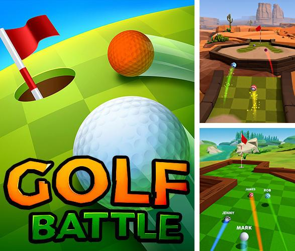 Golf battle by Miniclip.com