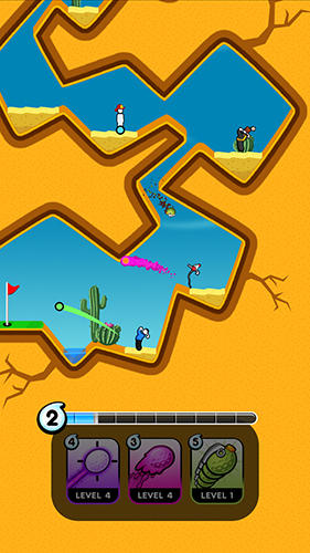 Golf blitz screenshot 5