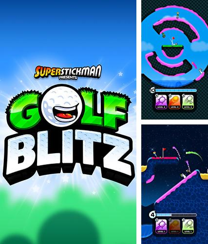 In addition to the game Golf blitz for Android, you can download other free Android games for Highscreen Power Five Max 2.