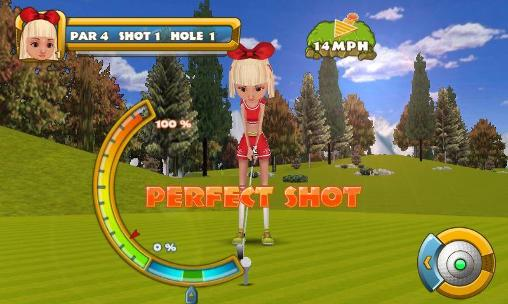 Screenshots von Golf championship für Android-Tablet, Smartphone.