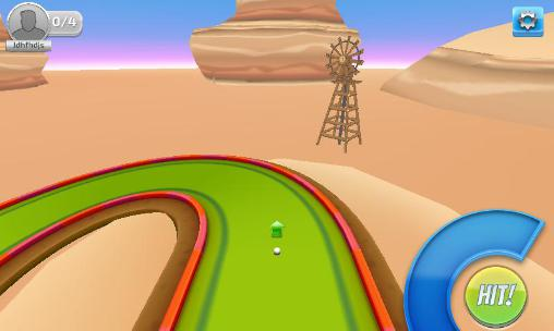 Golf clash screenshot 2