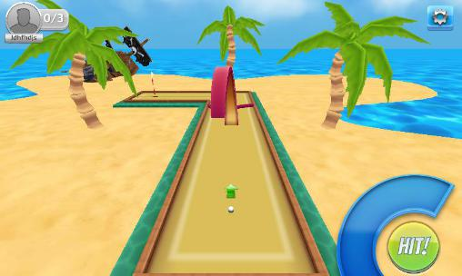 Golf clash screenshot 5