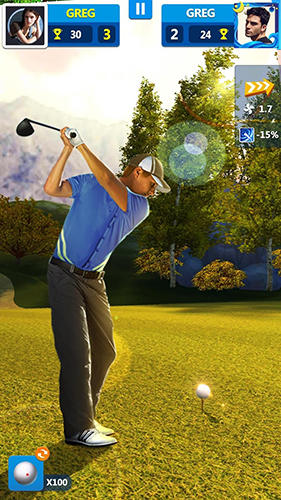 Golf master 3D screenshot 2