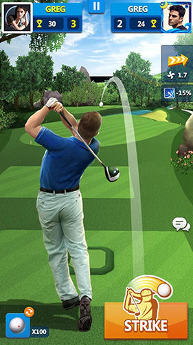 Golf master 3D screenshot 3